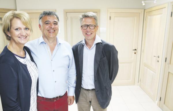 Livo Binnendeuren lanceert vernieuwde showroom