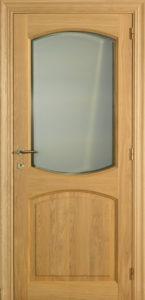 M38d franse eik, kwartier bis met grote glasopening