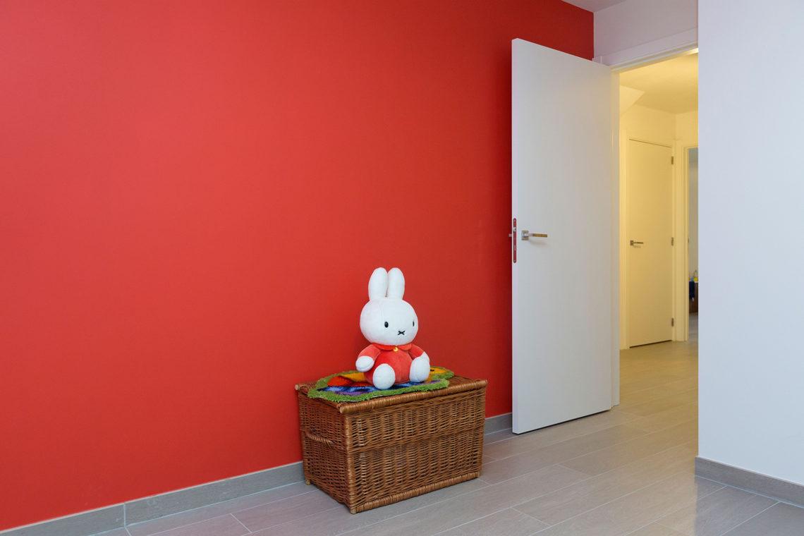Kinderkamer met projectdeuren